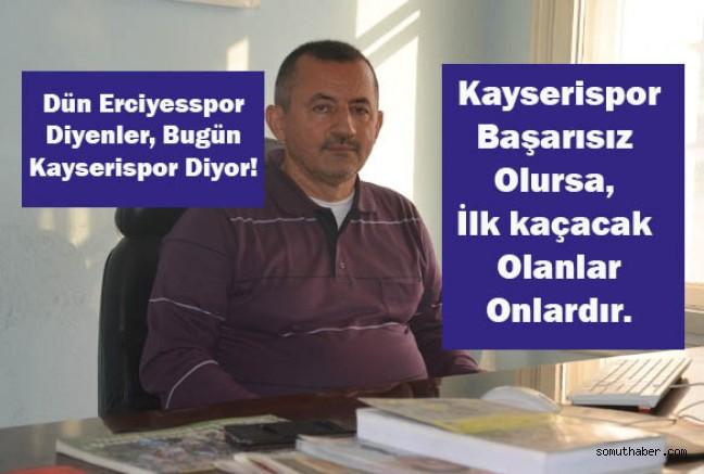 Dün Erciyesspor'a Olan, Yarın Kayserispor'a Olabilir!