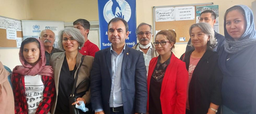"""EMEP Başkan Akdeniz Kayseri'den Seslendi: """"İşçi ve Emekçiler Siyaset Sahnesine Çıkmalıdır"""""""