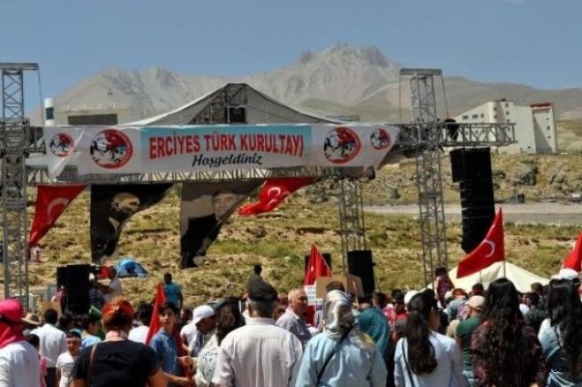 Erciyes Dağında 'Kurultay' Yapılacak mı?