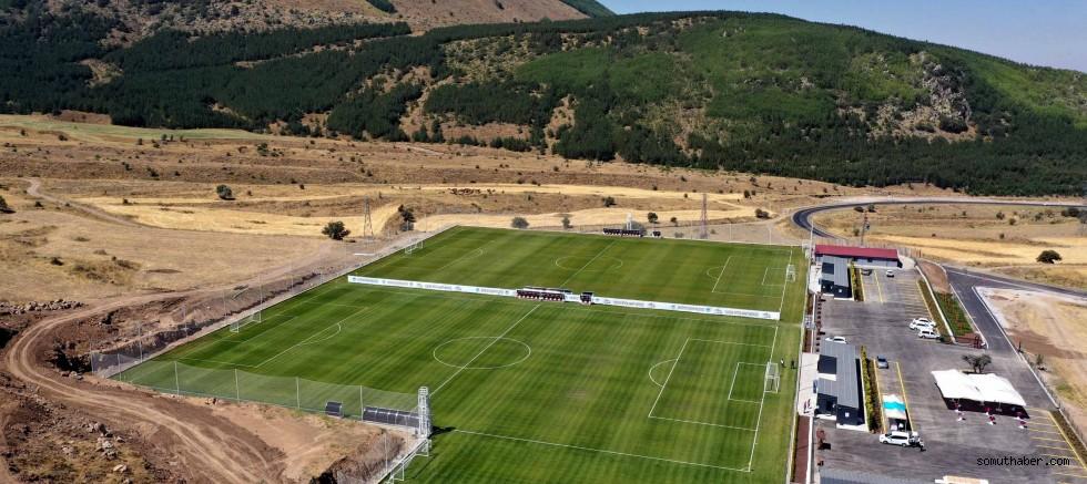 Erciyes İrtifa Kamp Merkezi, Futbol Takımlarının Kamp Merkezi Olacak