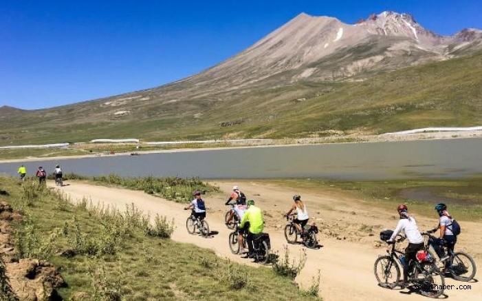 Erciyes'te 'Festa 2200 Bisiklet Festivali' düzenlenecek