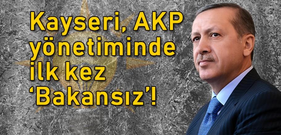 Erdoğan, Kayseri'ye ceza mı kesti?