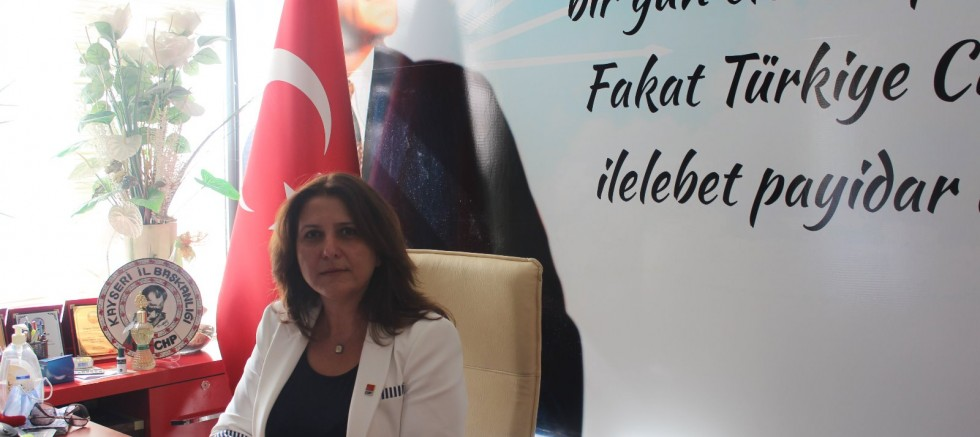 Ey AKP'li Belediyeler, Kayseri'de Esnafın Haykırdığı Gibi CHP'li Belediyeleri Örnek Alın!