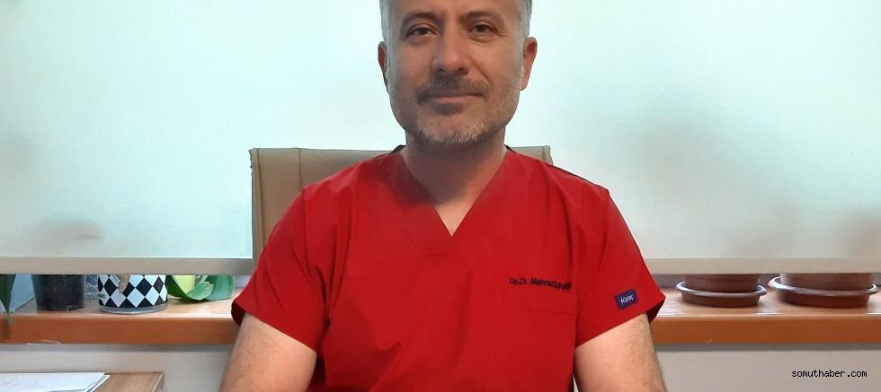 """Genel Cerrahi Uzmanı Dr. Duran: """"Obezite Birçok Organı Kanser Gibi Etkileyebiliyor"""""""