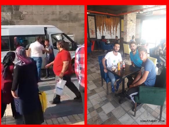 Haluk Levent Kayseri'de Zabıtaların Balonunu Aldığı Eray'a Sahip Çıktı