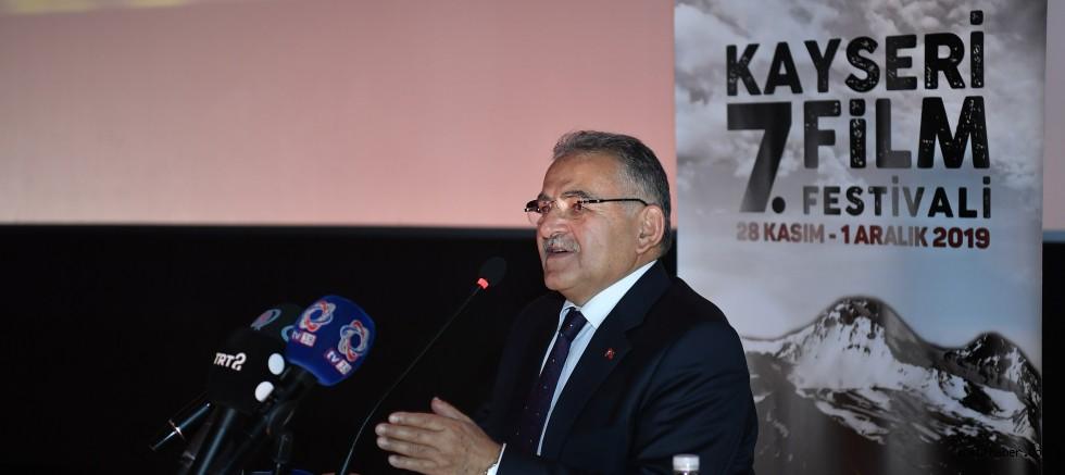 """""""Herkes Kayseri'ye Hoşgörünün Merkezi Diyecek"""""""