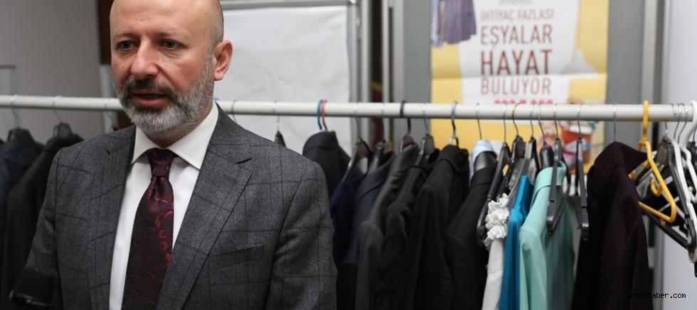 İhtiyaç Sahipleri İçin Giysi, Eşya Paylaşımı Büyüyor