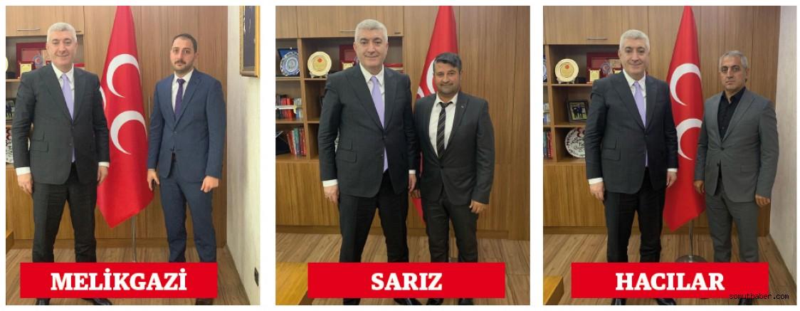 İşte MHP'de görevden alınan başkanların yerine geçen isimler…