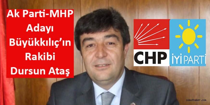 İyi Parti ile CHP'nin Kayseri Adayı Dursun Ataş