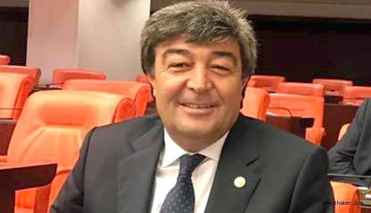 İyi Parti Kayseri Milletvekili Dursun Ataş'tan Su Zammına Tepki