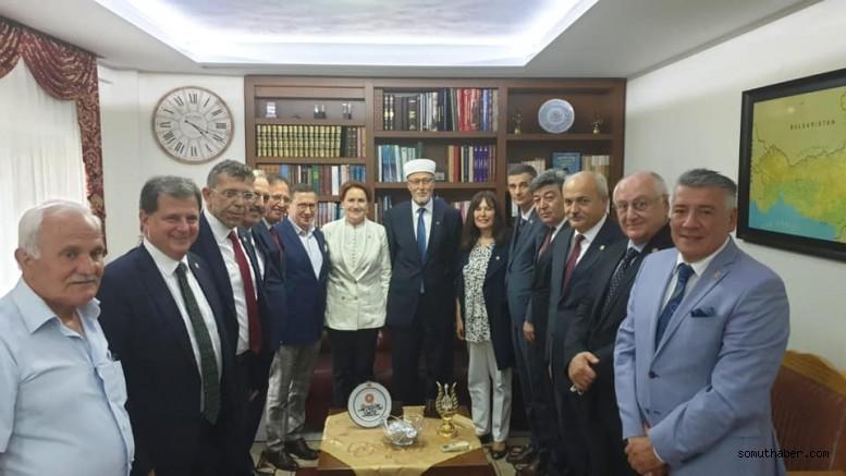 İyi Parti Milletvekili Ataş, Atatürk'ün Doğduğu Evi Ziyaret Etti Ve Söz Verdi