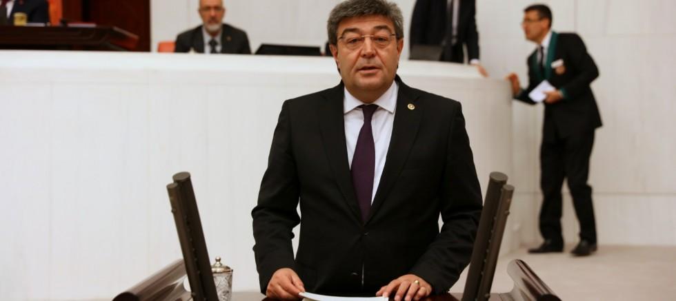 İYİ Partili Ataş'tan, Meclis'te Dikkat Çeken Konuşma!