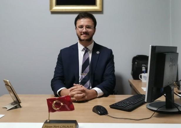 """İYİ Partili Hasan Çakmak: """"Genciz, Geleceğiz!"""""""