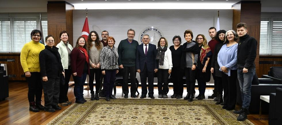 Kadir Has üniversitesi Öğrencilerinden Kayseri'ye Saha Çalışması