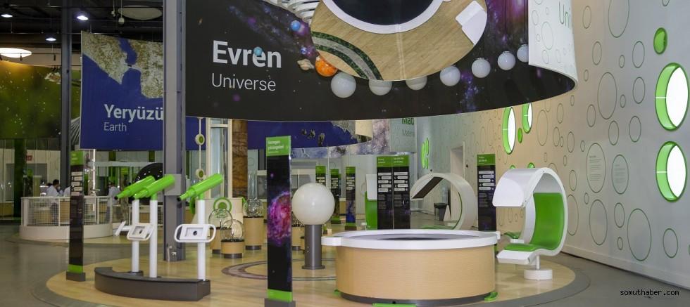 Kayseri Bilim Merkezi Ziyarete Kapatıldı