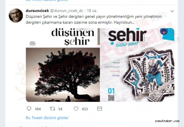 Kayseri Büyükşehir'de Dergi Bilmecesi!