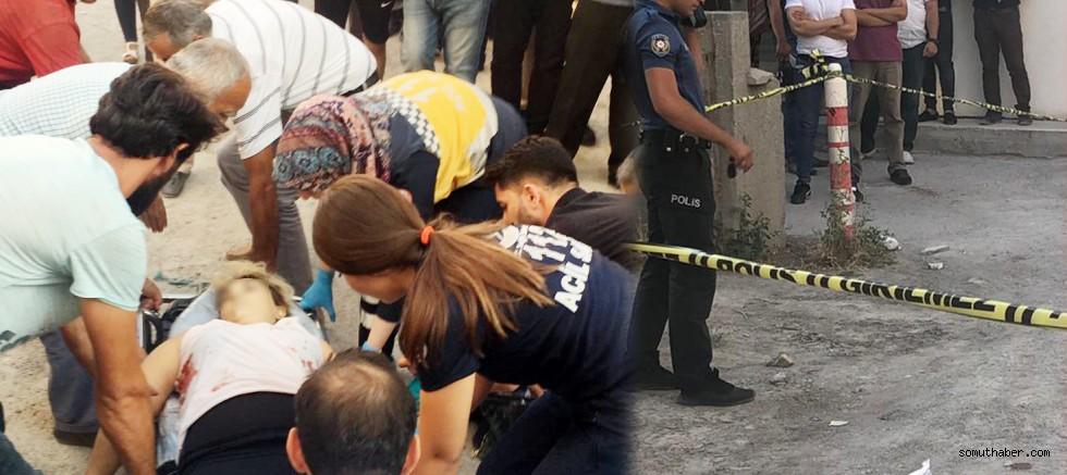 Kayseri'de 1 Kadın Silahlı Saldırıya Uğradı!