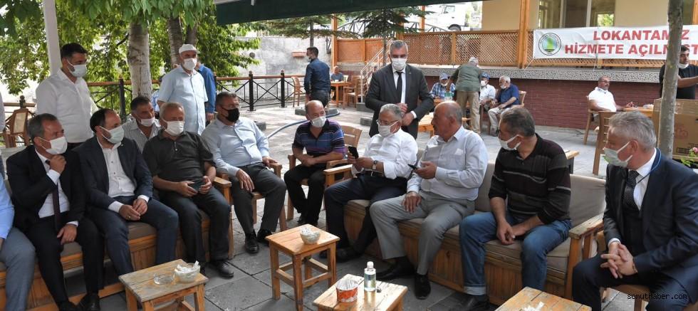 Kayseri'de 4 İlçenin Doğalgaz Beklentisi, Hayata Geçecek