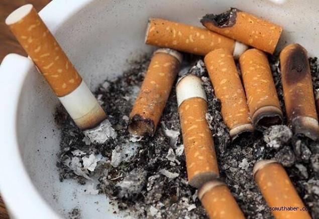 Kayseri'de 9 İşyerine Çocuklara Sigara Satışından İşlem Yapıldı