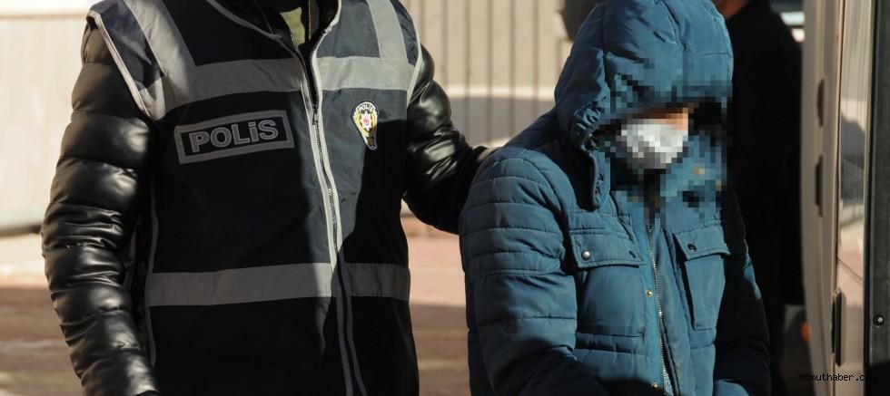 Kayseri'de Aranan 12 Kişi Yakalandı