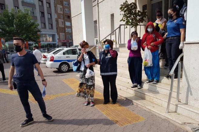 Kayseri'de Aranan 18 Kişi Yakalandı