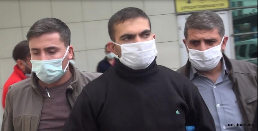 Kayseri'de Arkadaşını Tabanca İle Öldüren Cinayet Zanlısı Tutuklandı