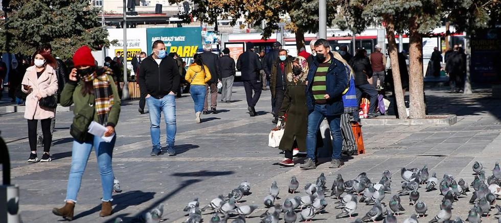Kayseri'de Endişe Veren Vaka Artışları