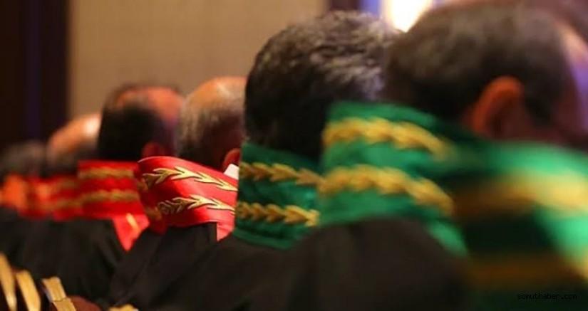 Kayseri'de Hangi Hakim ve Savcının Yeri Değişti?