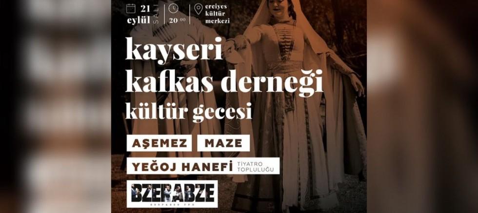 Kayseri'de Kafkas Rüzgarı Esecek