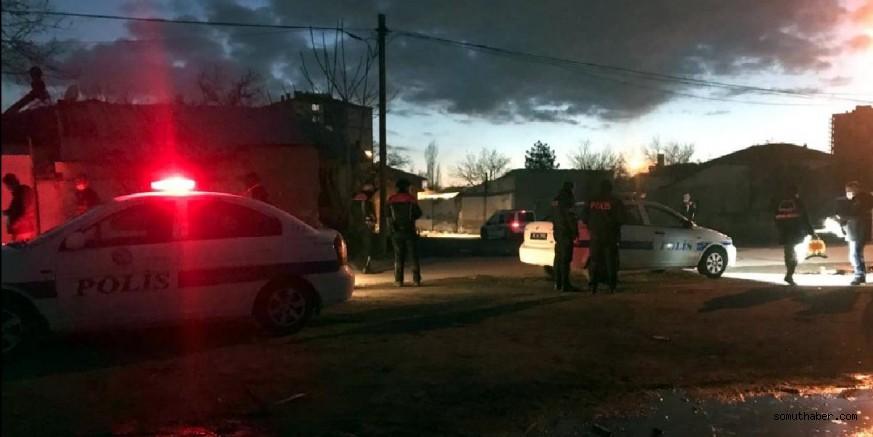 Kayseri'de komşuların 'motosiklet sesi' kavgası: 2 yaralı