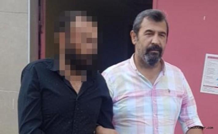 Kayseri'de Otomobil Hırsızı Yakalandı