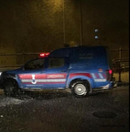 Kayseri'de Otomobil sulama kanalına uçtu: 4 ölü