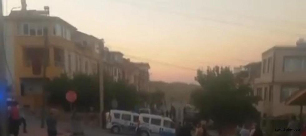 Kayseri'de Silahlı Kavga Paniğe Neden Oldu