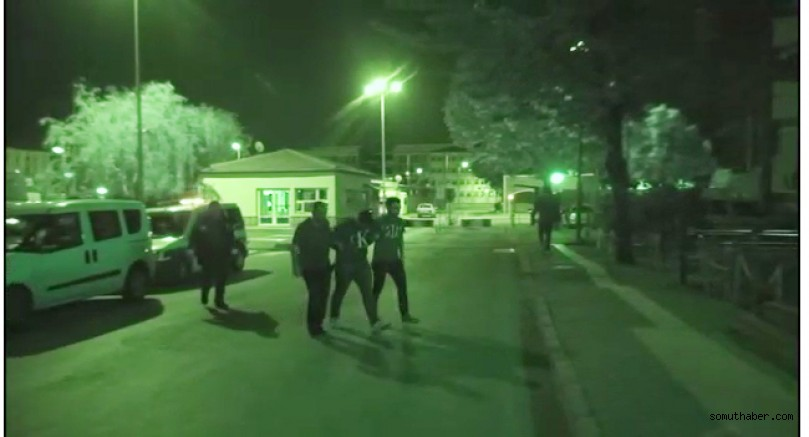 Kayseri'de Suriye ve Iraklı 10 DEAŞ Üyesi Yakalandı