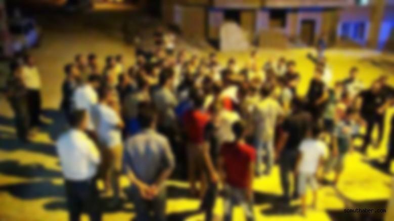Kayseri'de Suriyelilerle Çıkan Kavgada 1 Türk Bıçaklandı!
