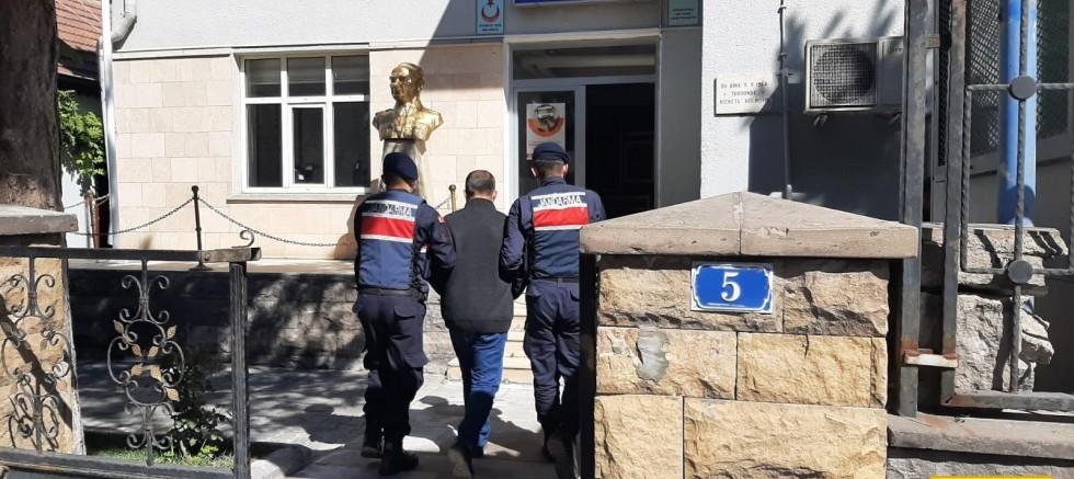 Kayseri'de Terör Örgütü Operasyonu: 1 Gözaltı