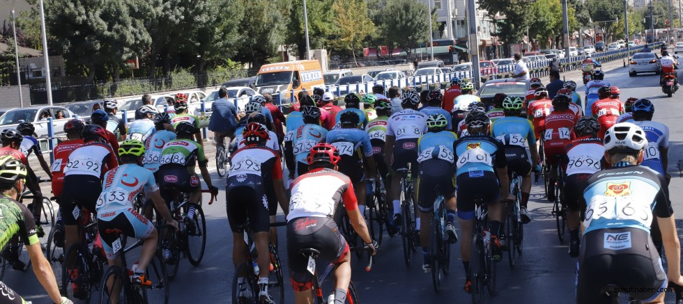 Kayseri'de Tour Of Central Anatolia'da Son Etap