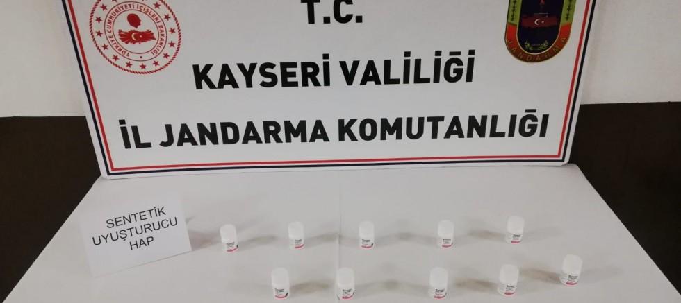 Kayseri'de Uyuşturucu Tacirlerine Geçit Yok