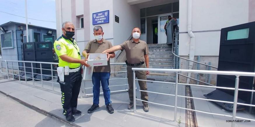 Kayseri'de Yaralı Baykuşlar Tedavi Altına Alındı