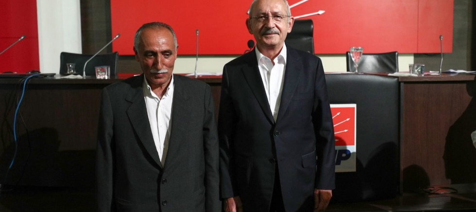 Kayseri'de Yaşayan Ağrılılar'dan Genel Merkez Çıkarması