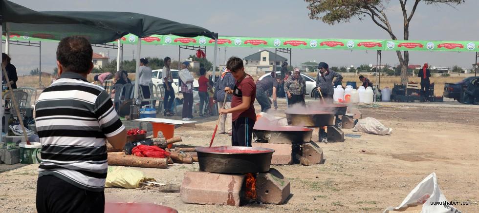 Kayseri'nin Tarihi İlçesi Talas'ta Kışa Hazırlık Sürüyor