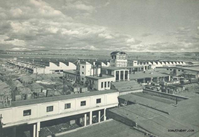 Kayseri Sümerbank Bez Fabrikasını Hatırladınız mı?