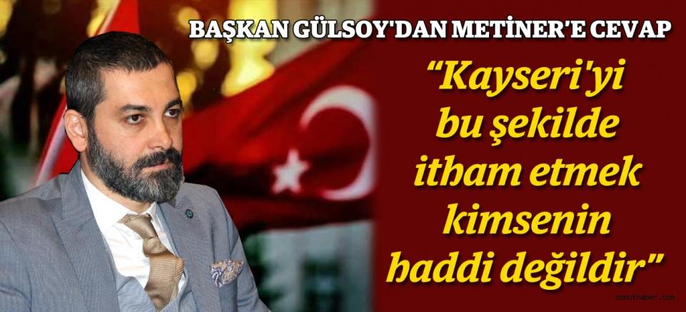 'Kayseri Türkiye'nin Pensilvanyasıdır' tartışmaları sürüyor