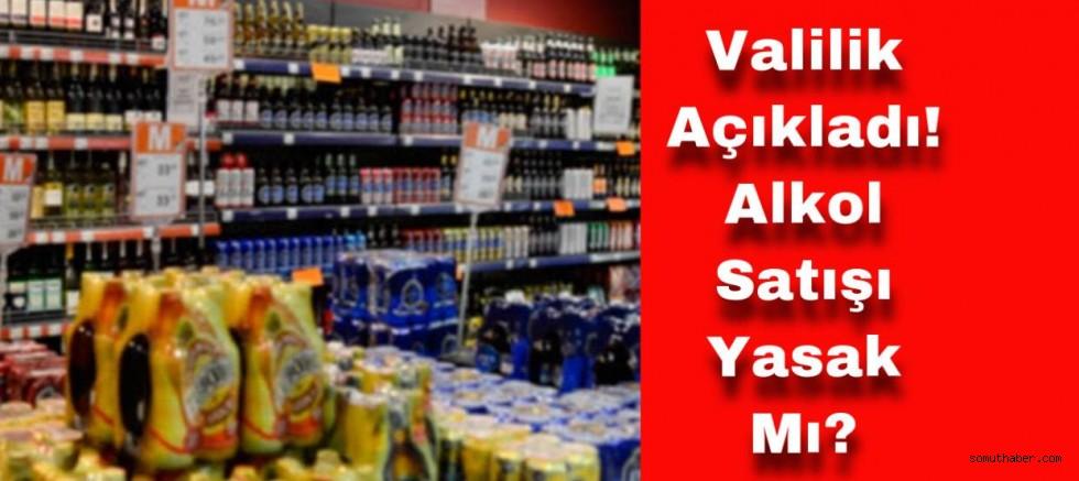 Kayseri Valiliği'nden Alkol Yasağı İle İlgili Yeni Genelge