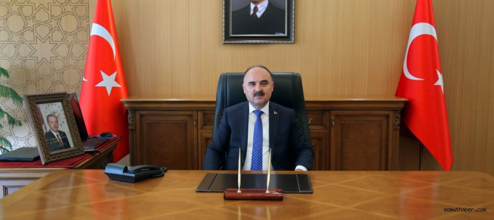 Kayseri Valisi Günaydın'ın Ramazan Bayramı Kutlama Mesajı