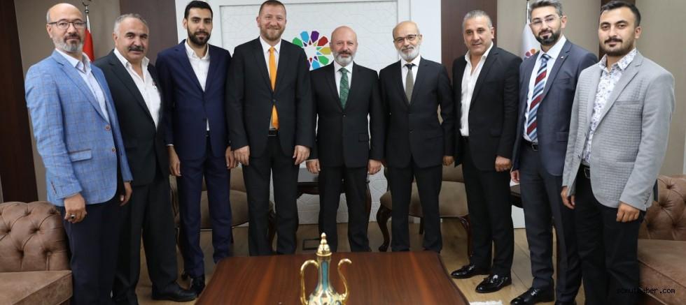Kayseri Yozgatlı Dernekler Federasyonu Kocasinan'da