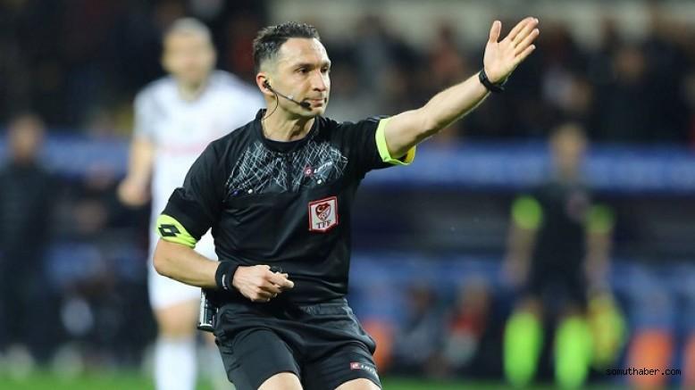 Kayserili Hakeme UEFA'dan Görev