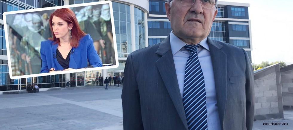 Kayserili işadamından 'katil devlet' diyen Nagehan Alçı'ya suç duyurusu