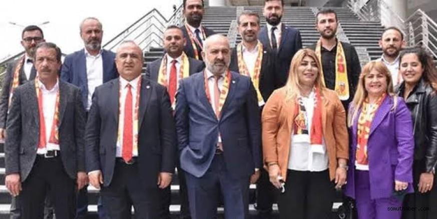 Kayserispor Asbaşkanı Çamlı Yalanladı...