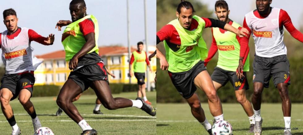 Kayserispor'da Yeni Malatyaspor Maçının Hazırlıkları Başladı